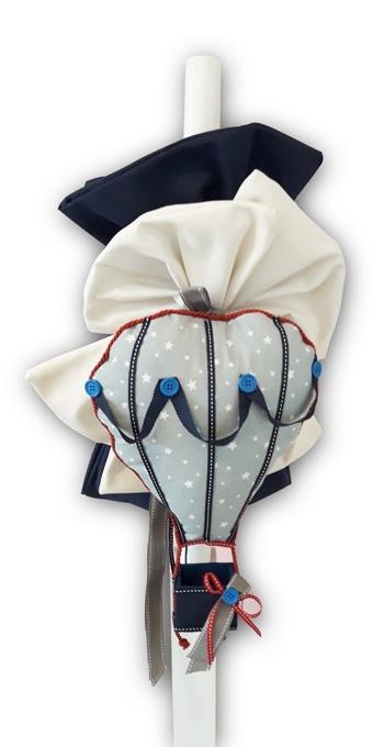 Λαμπάδα αερόστατο υφασμάτινο