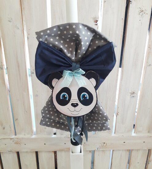 Λαμπάδα βάπτισης Panda